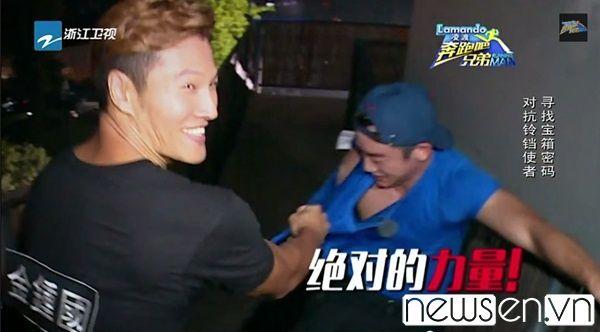 Running Man Trung Quốc Tập 9 Vietsub Full HD | 123 Có gì hot !