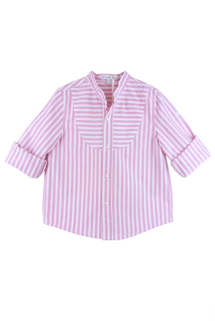 Fina Ejerique camisa de niño Vanila Sky
