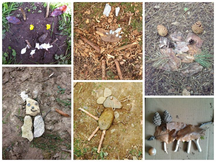 Some of the fab Gruffalo ground art pictures you've sent through after visiting the Gruffalo trails. #weloveforests. http://www.forestry.gov.uk/gruffalo