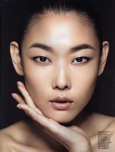 FACE on Pinterest | Asian Models, Tao Okamoto and Korean Model