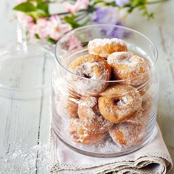 Gluteenittomat munkit - Reseptejä