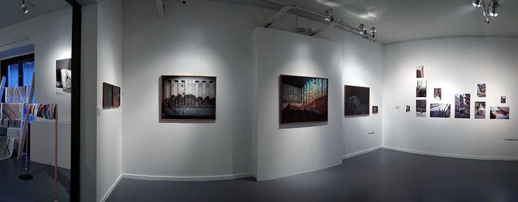 """Antonio Sorrentino, Kela Coto, Iván Salinero, Candela Sotos y Geray Mena (Escuela EFTI) """"Ética y estética de lo verdadero"""""""