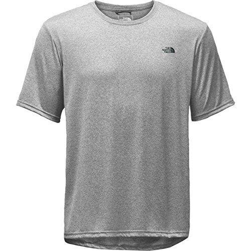 (ザ ノースフェイス) The North Face メンズ トップス Tシャツ Reaxion Amp Crew 並行輸入品  新品【取り寄せ商品のため、お届けまでに2週間前後かかります。】 表示サイズ表はすべて【参考サイズ】です。ご不明点はお問合せ下さい。 カラー:Tnf Light Grey Heather/Asphalt Grey