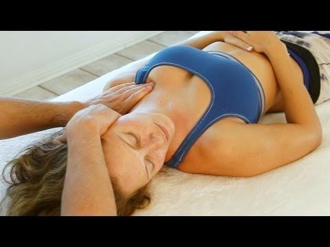 ▶ HD Neck Massage Techniques, How to Body Work for Relaxation & Pain Relief, Bodywork Masters - YouTube
