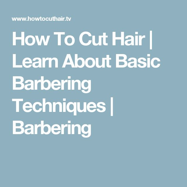 Should I learn how to cut hair before I open up a …