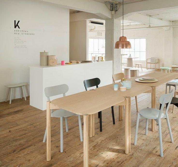 Karimoku, diseño con sede en japón