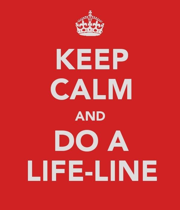 "Ekeloa Knits: Che cos'è una lifeline, il ""save point"" del lace knitting"