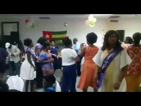 Togo independence day April 2016 in Charlotte, NC part 1