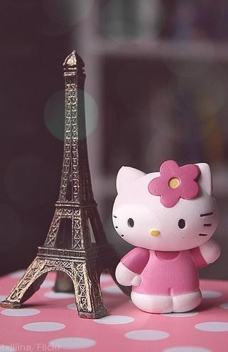 hello kitty paris