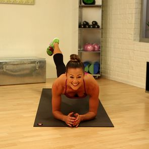 5 moves for rock hard abs