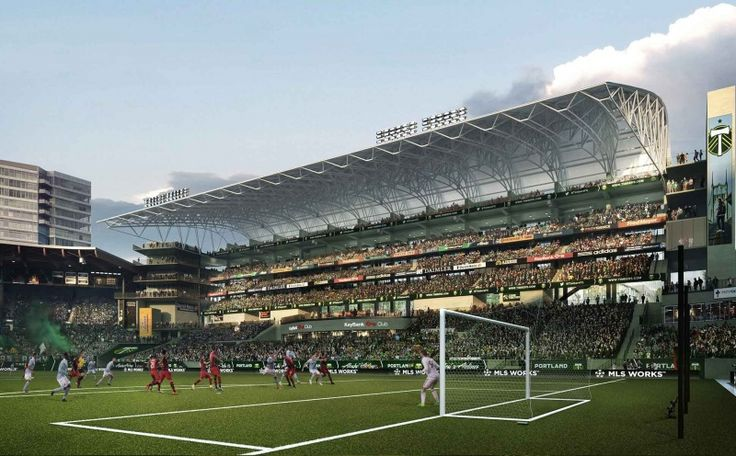 Here's a look at some of the biggest stadium projects in the works, from the world's most expensive stadium to a celebrity-backed soccer stadium.