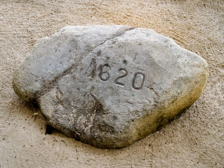 Plymouth Rock, Massachusettes