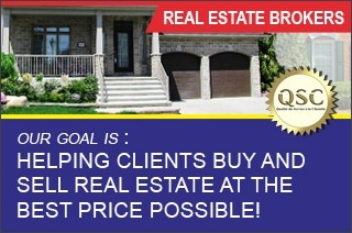 Real Estate Brokers in Vaudreuil Area.