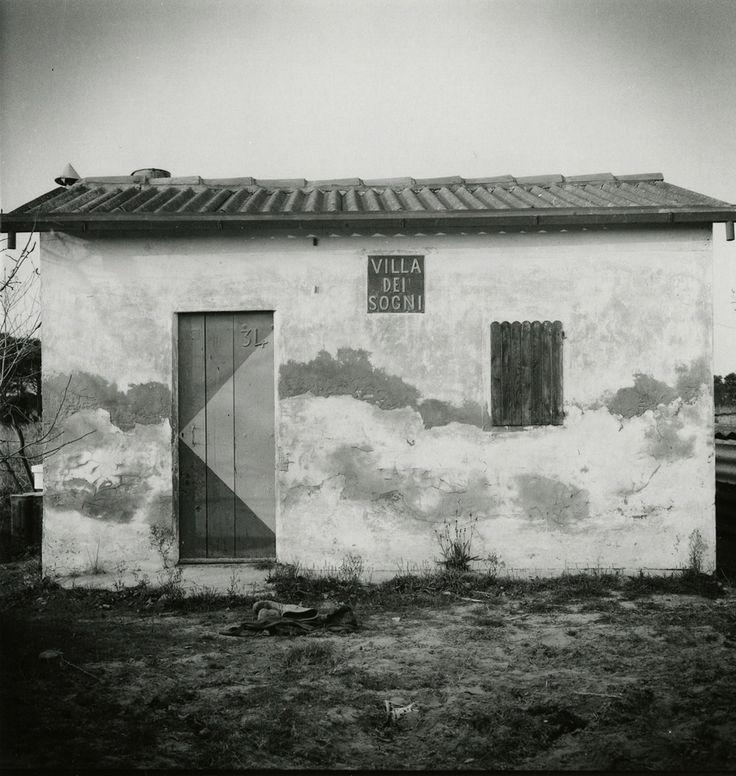 Guido Guidi, Villa Fossa, Cesena 1972