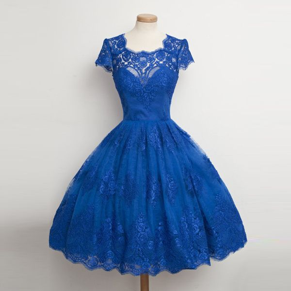 dress, homecoming dress, lace dress, blue dress, royal blue dress, blue lace dress, royal blue lace dress, ball dress, dress blue, blue homecoming dress, ball gown dress, gown dress, royal blue homecoming dress