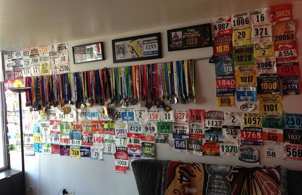 23 Cool Race Bib Collections   Runner's World