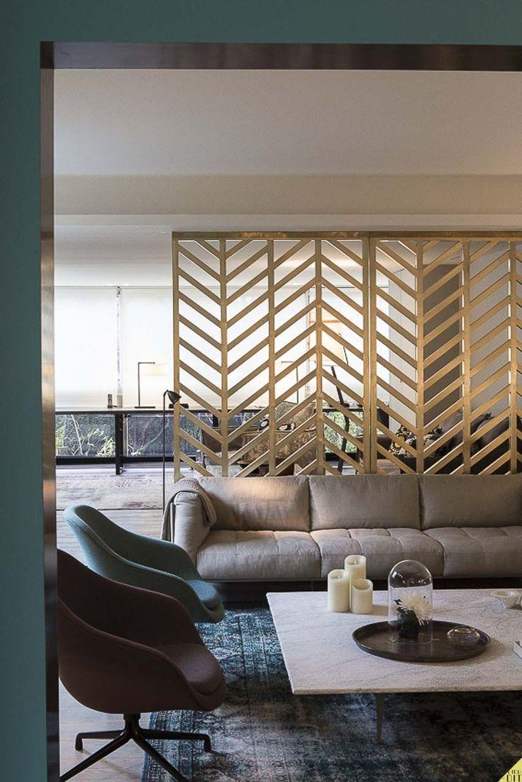 Salon | Appartement - Le Chesnay | www.lieu-dit.com