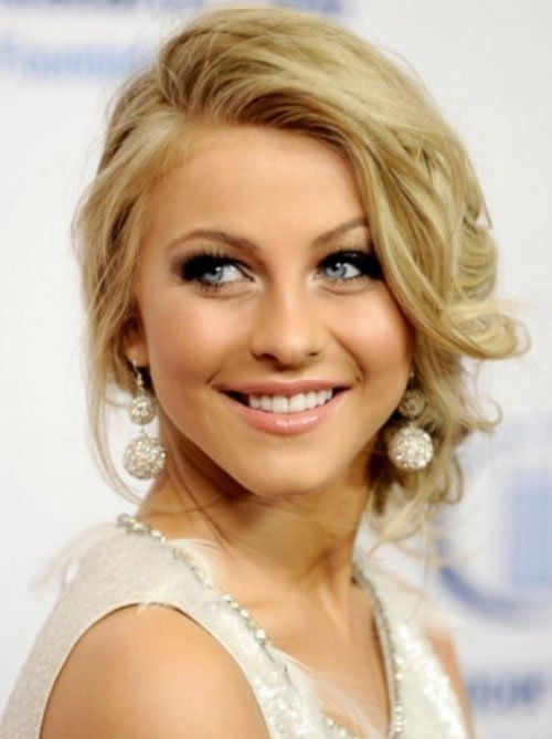 Wedding Guest Hairstyles for Long Hair : Bun Hairstyle - Black ...