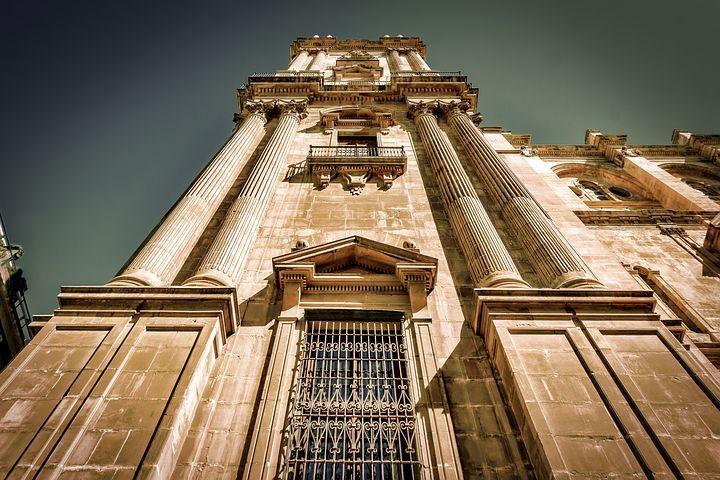 Málaga, Catedral, Arquitectura