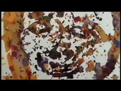 #Abstracciónpostpictórica  Autor: Sam Francis Nació en California en 1923. Servia a las fuerzas donde se hirió y al pasar mucho tiempo en el hospital empezó a pintar. Podemos observar el uso del color sin formar algo en concreto, se suele ver el color en sí. Normalmente no suele dar ningún mensaje.