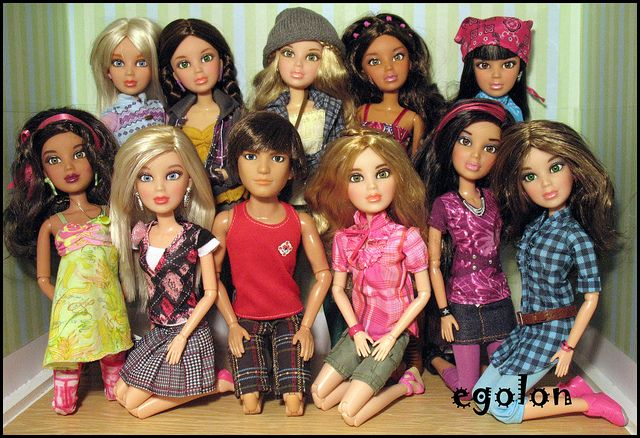 liv+dolls | My Liv dolls together