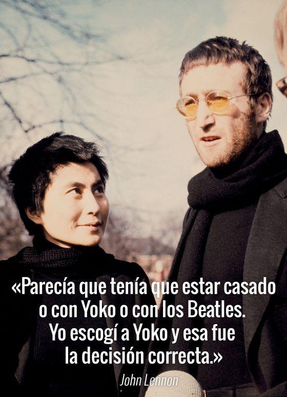 Diez frases para recordar a John Lennon en el 35 aniversario de su muerte | Verne EL PAÍS | AdriBosch's Magazine