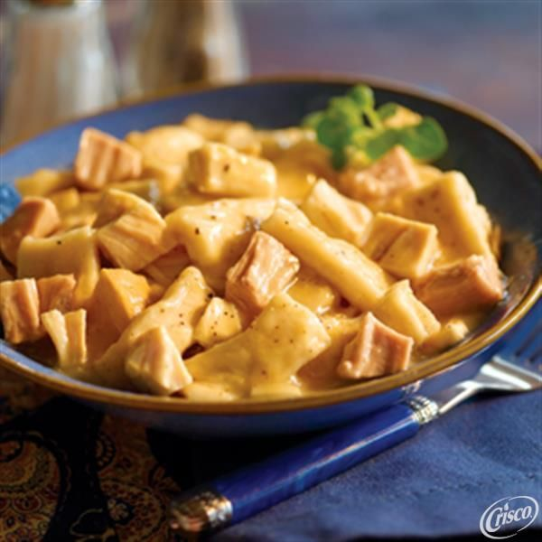 Old-Fashioned Chicken and Dumplings from Crisco®