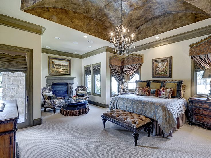 Very Romantic Master 4708 Santa Cova Court Fort Worth Briggs Freeman Sothebys Luxury Home For Sale In Dallas