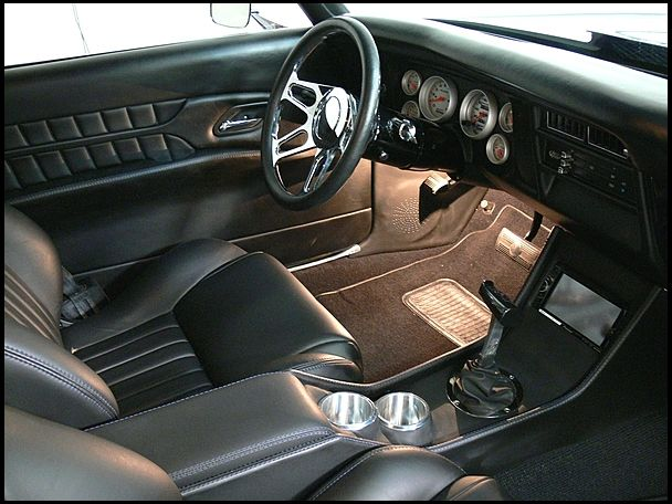 Custom Chevelle Interior Parts Brokeasshome Com