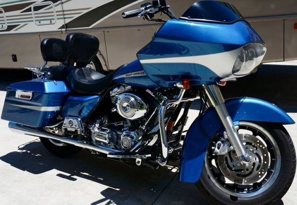 Custom Choppers Motorcycles | Used 2005 Harley-Davidson Road Glide for Sale in Los Angeles, CA ...