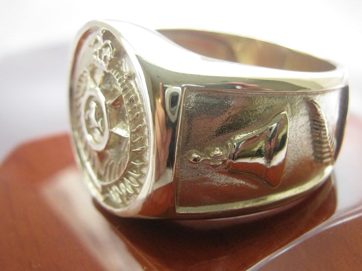 Fire Brigade Ring Side View