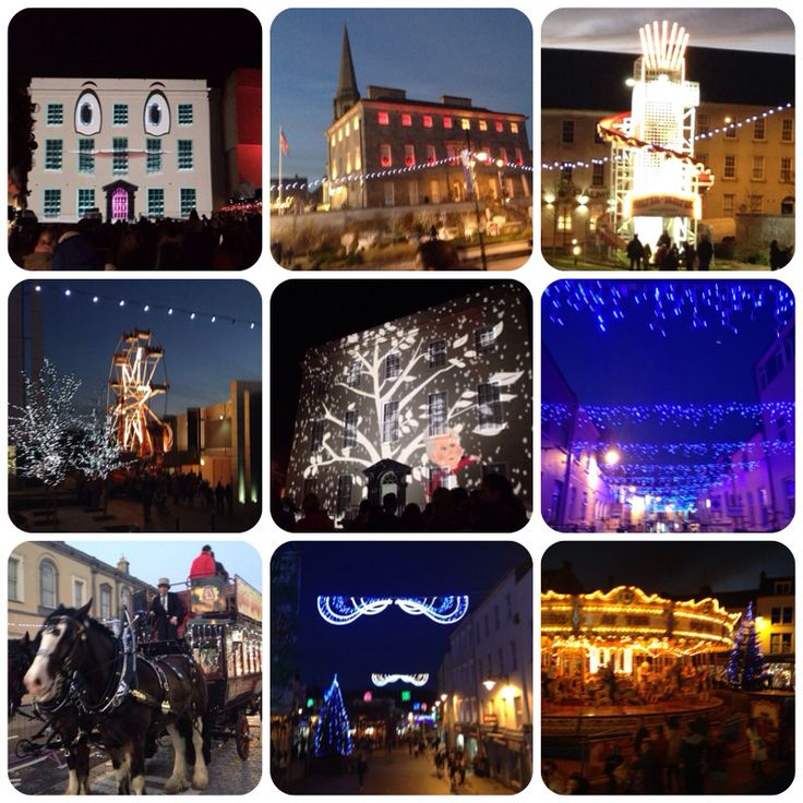 WOW What an opening weekend!! Waterford City was just MAGICAL this wkend Thank you to the tens of thousands for joining us to celebrate all of the fantastic events. see you next Friday #Winterval #thisisliving