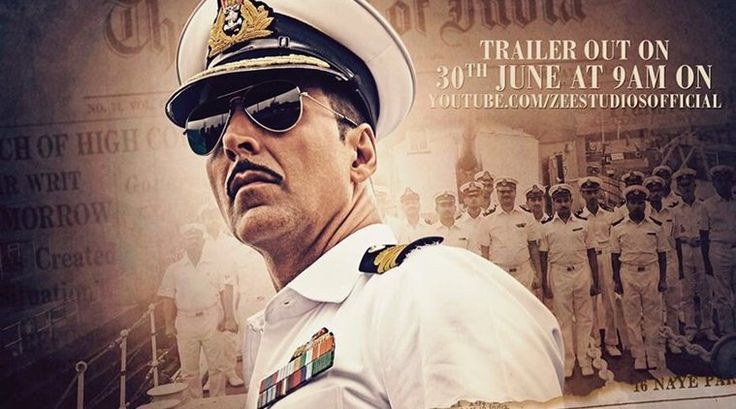 Akshay Kumar Rustom trailer out: Is he really a patriot? #MagToday #RustomTrailer #Rustom #akshaykumar