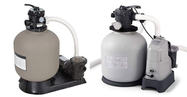 Homemade Swimming Pool Filters Found On Troublefreepool Com Pool Plumbing Diy Swimming Pool Pool