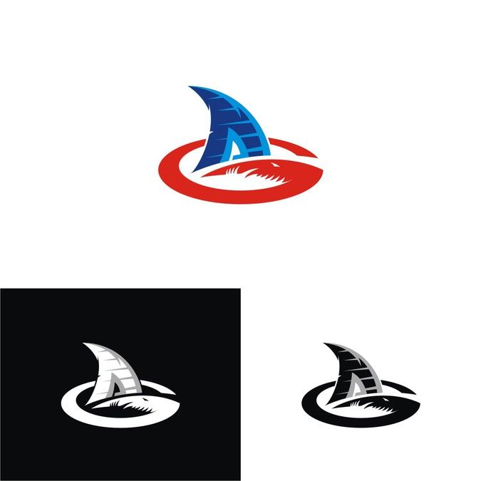 Professional Hockey Player in NHL logo for his personal website! by kubusIDE