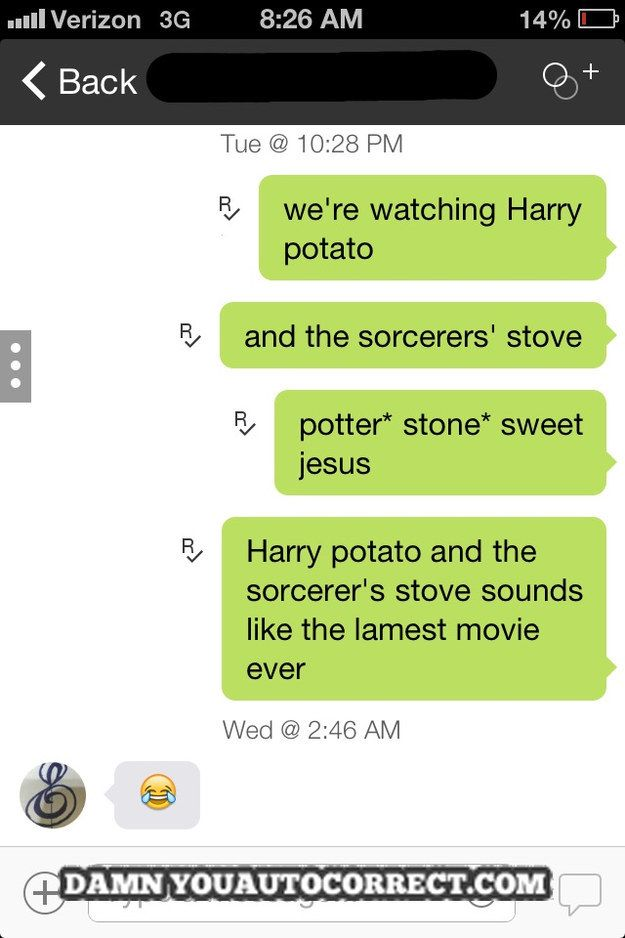 Lamest. Movie. Ever: | 29 Autocorrect Fails That Are Never Not Funny