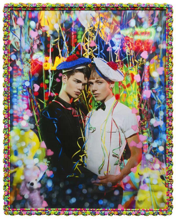 Bien-aimé 151 best Art of PIERRE et GILLES images on Pinterest | Art  BR98