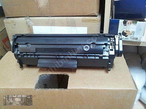 HP 1018 Muadil Kolay Dolabilen Dolu Toner 12A - Q2612A - Dijital Baskı Ekipmanları sahibinden.com'da