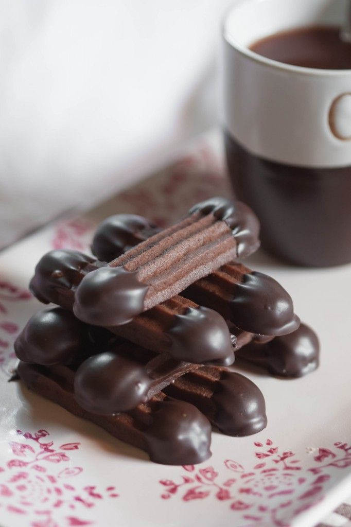 Viennese Chocolate Biscuits | zeromiette