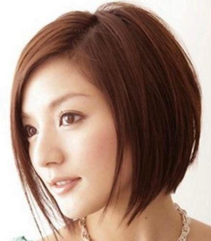 Gaya Rambut Untuk Wajah Bulat Terbaru | cahyasma - DP BBM