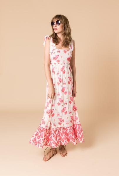 6c1bf9d6cb Sundown Breeze Short Bust Maxi Dress – ATHENA PROCOPIOU
