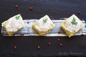 Desde que vi esta receta a Miquel de Les receptes del Miquel , que a su vez la vio en el blog de Mary de Cuchillo y tenedor ,la tenía e...