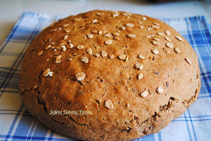 Ψωμί με αλεύρι ζέας και κριθαρένιο , το ψωμί των αρχαίων Ελλήνων ! Συνταγές για διαβητικούς Sofeto Γεύσεις Υγείας.