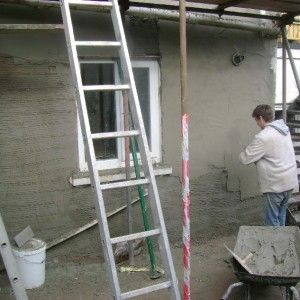 A Step By Step Guide On How To Plaster An Internal Wall | NPA Exterior Home