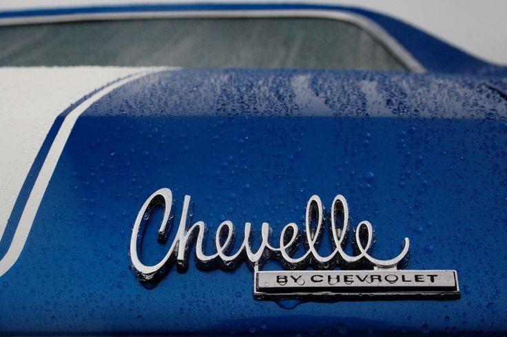 1970 S Chevrolet Chevelle Chromeography Cars