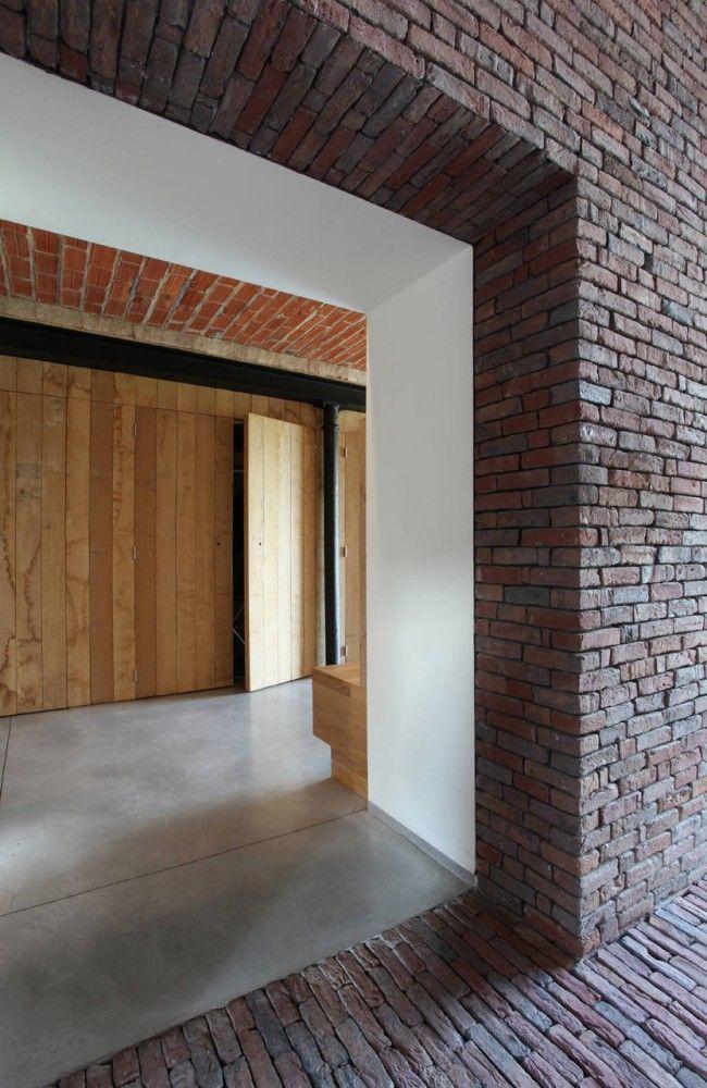 HOUSE DM; LENSASS ARCHITECTS.
