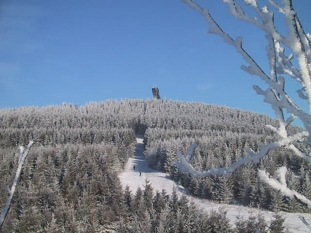 Braunlage Harz Mountains, Germany