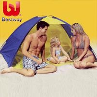 Bestway Comfort Quest Beach Tent from #OO.com.au Have fun in the sun whilst keeping safe from the sun's rays. #sunshade #outdoors