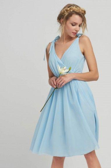Rochie cloș din plasă