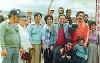 La familia de Pablo Escobar.                                                                                                                                                                                 Mehr